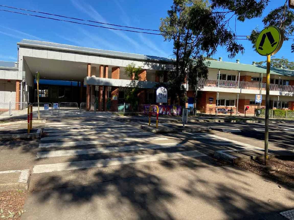 Royal Aquatic Academy - at Denistone Public School
